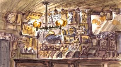 NYC Sketchbook